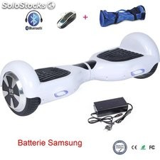 """6.5 """"Auto équilibre gyropode electric Scooter 2 roues auto balance hoverboard"""