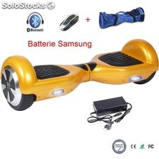 "6.5 ""Gyropode electric auto équilibre Scooter auto balance hoverboard 2 roues"