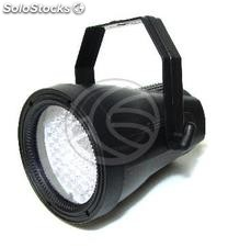 60 led PAR38 bulb 10mm black (XG24)