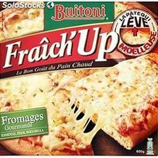 600G fraich'up pizza fromage buitoni