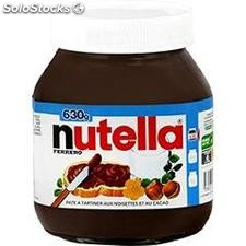 630G pot nutella