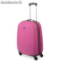 64250 trolley cabina abs low cost marca tempo rosa chicle