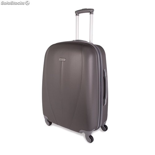 64260 abs trolley 65CM marque tempo Anthracite