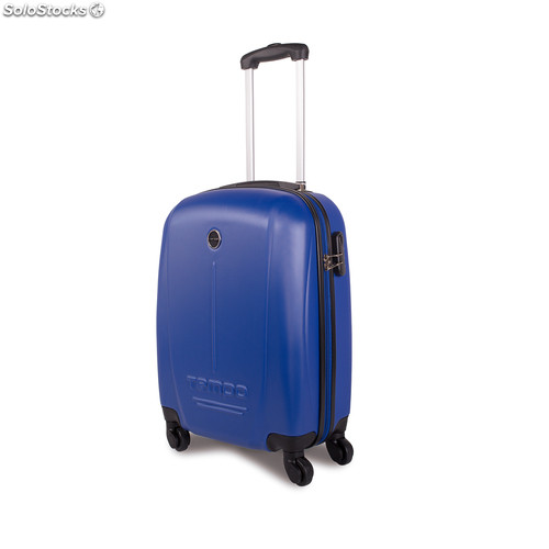 66150 trolley abs cabina low cost marca tempo azul