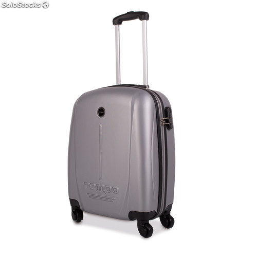 66150 trolley abs cabina low cost marca tempo plata