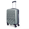 67150 trolley abs cabina low cost marca dunlop plata - Foto 1