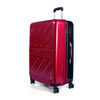 67170 trolley abs grande marque dunlop Rouge