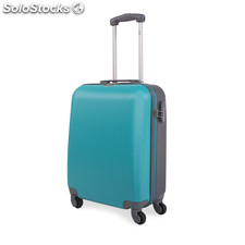 67250 trolley abs cabina low cost marca jaslen turquesa-gris