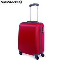 67250 trolley abs cockpit marque low cost jaslen Rouge