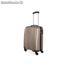 67450 trolley abs cabina low cost marca itaca champagne
