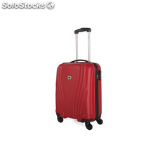 67450 trolley abs cabina low cost rojo