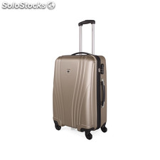 67460 trolley abs mediano champagne