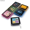 6g Nano Mp4 Touch Screen 8gb Fm Photo Book