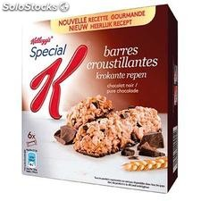 6X21.5G barre cereales choco special k kellogg's