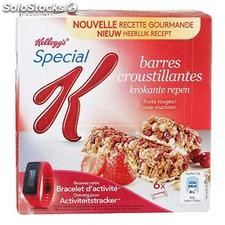 6X21.5G special k fruits rouges kellogg's
