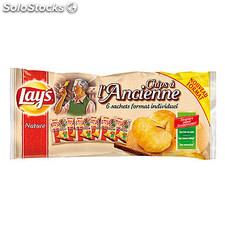 6X27,5G chips ancienne sel lay's