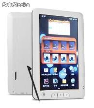 "7""Ebook libro elettronico e-lettore touch screen memo 4gb usb tf Ebook702"