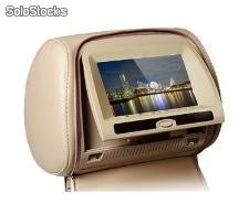 "7"" Headrest dvd player With Digital Panel"