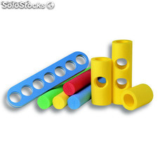 7 holes fun roodles raft connector