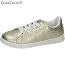 7-j79a-18 zapatillas oro gold talla 38