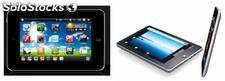 "7"" mid/tablets/umpc/umd android 2.2 os Via vt8650 @800MHz 256m/4gb"