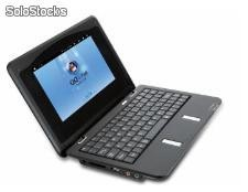 "7"" netbook/laptop/notebook android2.2 cpu Via vt8650 @800MHz 256m/4gb"