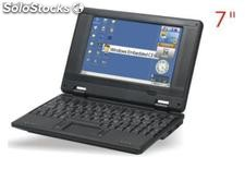 "7"" netbook/laptop/notebook android2.2 Via vt8650 @800MHz 256m/4gb wifi"