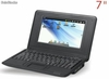 "7""netbook/umpc notebook android2.2 via vt8650@800MHz 256m/4gb sons webcam"