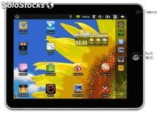 "7""Tablet pc/mid /umd android2.2 Via vt8650@800MHz 256m/4g webcam,résistif écran"