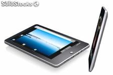 "7"" Tablet pc/mid /umpc android2.3 Imapx210@1GHz 256m/4gb webcam écran résistif"