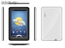 "7""tablet pc umd mid android4.0 capacitiva wm8850 hdmi tf usb camaras 512mb 4gb"