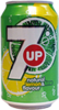 7-up 0,33L