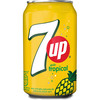 7 UP Tropical 33 cl x 24