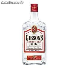 70CL gin gibson's 37,5°