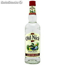 70CL rhum blanc agricole old nick 40°