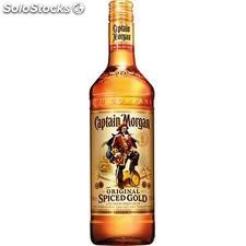 70CL rhum spicegold captain morgan 35°