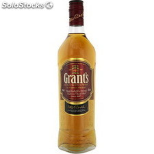 70CL scotch whisky grant's 40°