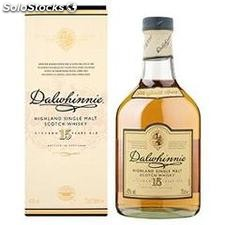 70CL whisky 15 ans dalwhinni 43°