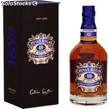 70CL whisky 18 ans chivas regal 40°