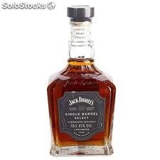 70CL whisky barrel jack daniel's 45°