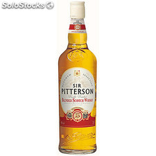 70CL whisky sir pitterson old 40°