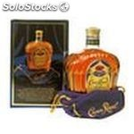 70CL whisky sous etui canadien crown royal 40°
