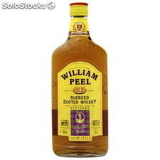 70CL whisky william peel old 40°