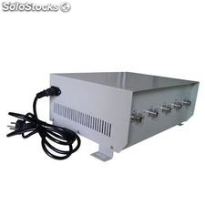 70w High Power Cell Phone Jammer for 4g lte with Directional Antenna