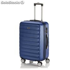 71260 trolley abs extensible azul