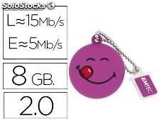 72655 Memoria usb emtec flash 8 gb 2.0 animals yum yum