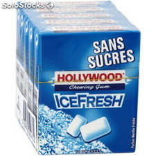 73G 10 dragees sans sucre ice fresh hollywood