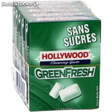 73G dragees sans sucre greefresh hollywood
