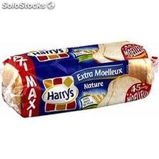 750G extra moelleux nature harry's