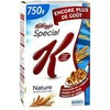 750G special k nature kellogg's